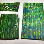 Polymer Clay Ripple Blade example B - Libby Mills